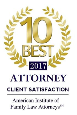 "Carmina (Tessitore) Hirsch Named a 2017 American Institute of Family Law Attorneys ""10 Best in Connecticut for Client Satisfaction"""