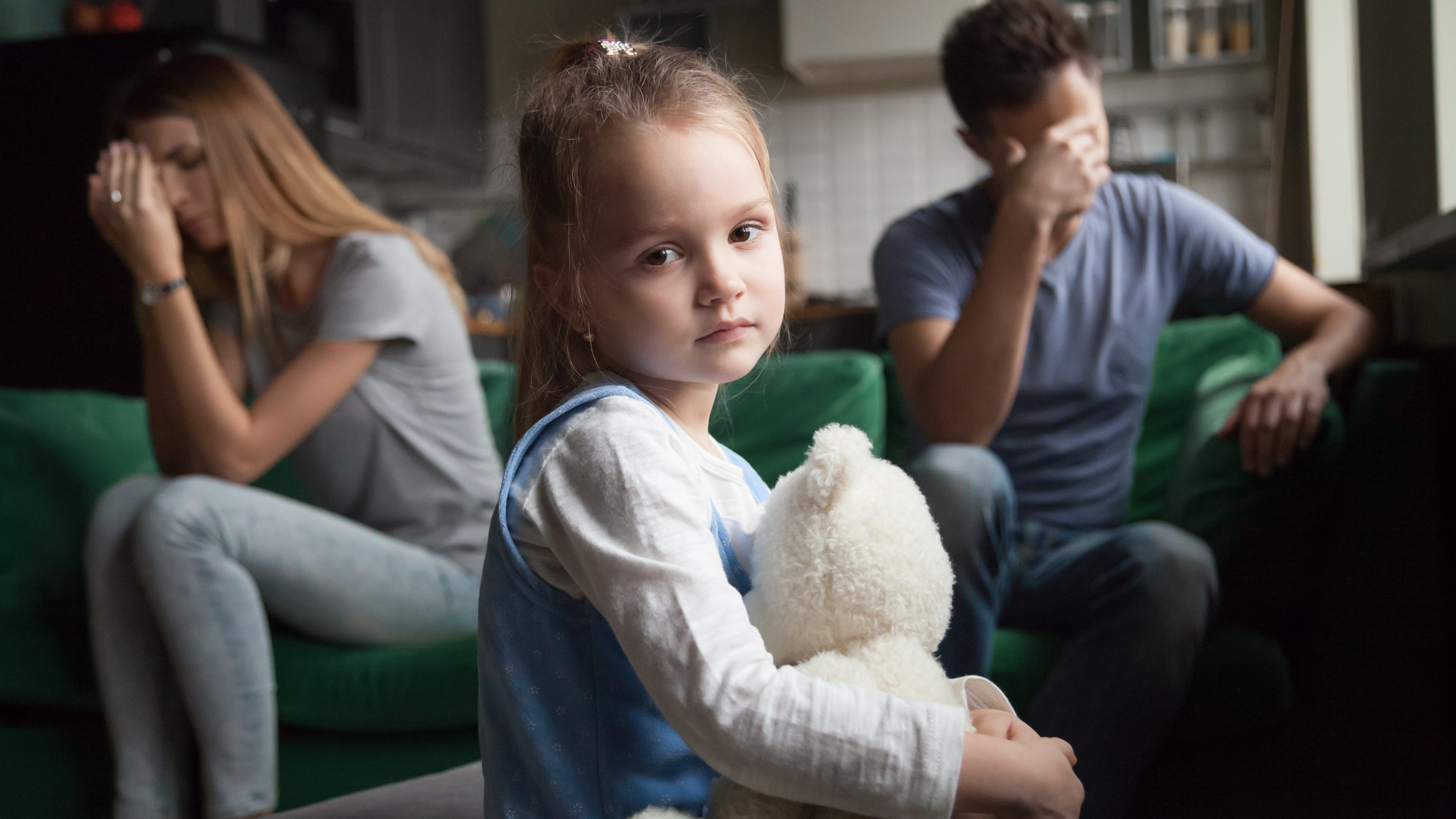 Divorce Can Be Tough on Your Kids