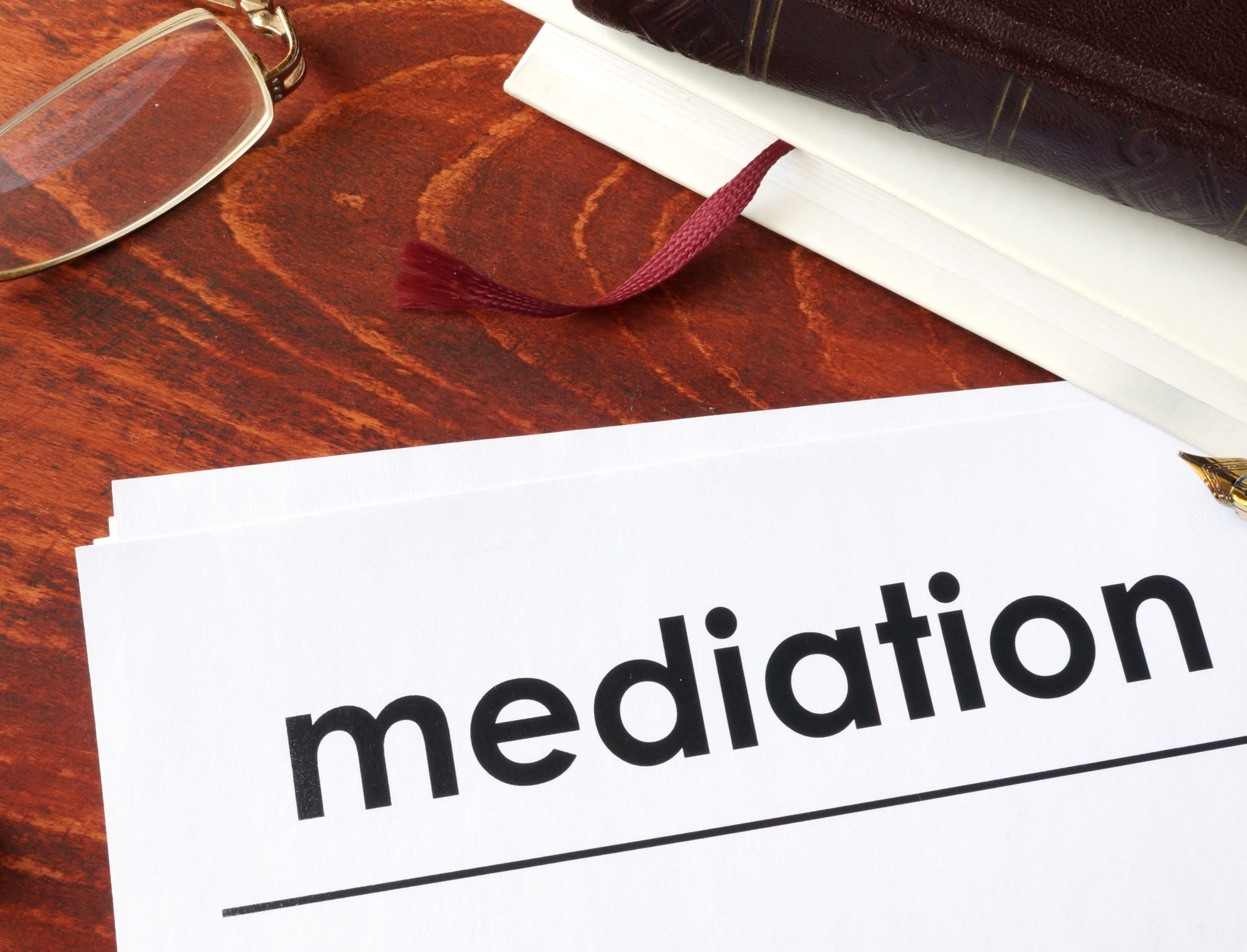 Mediation May be Just the Ticket